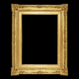 antique gesso picture frames - venetian picture frame